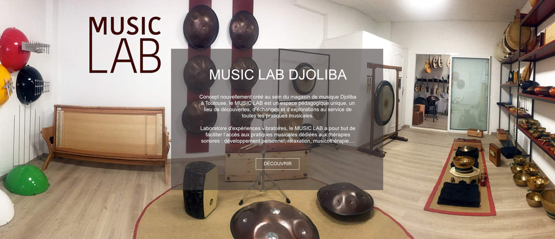 Music Lab Djoliba