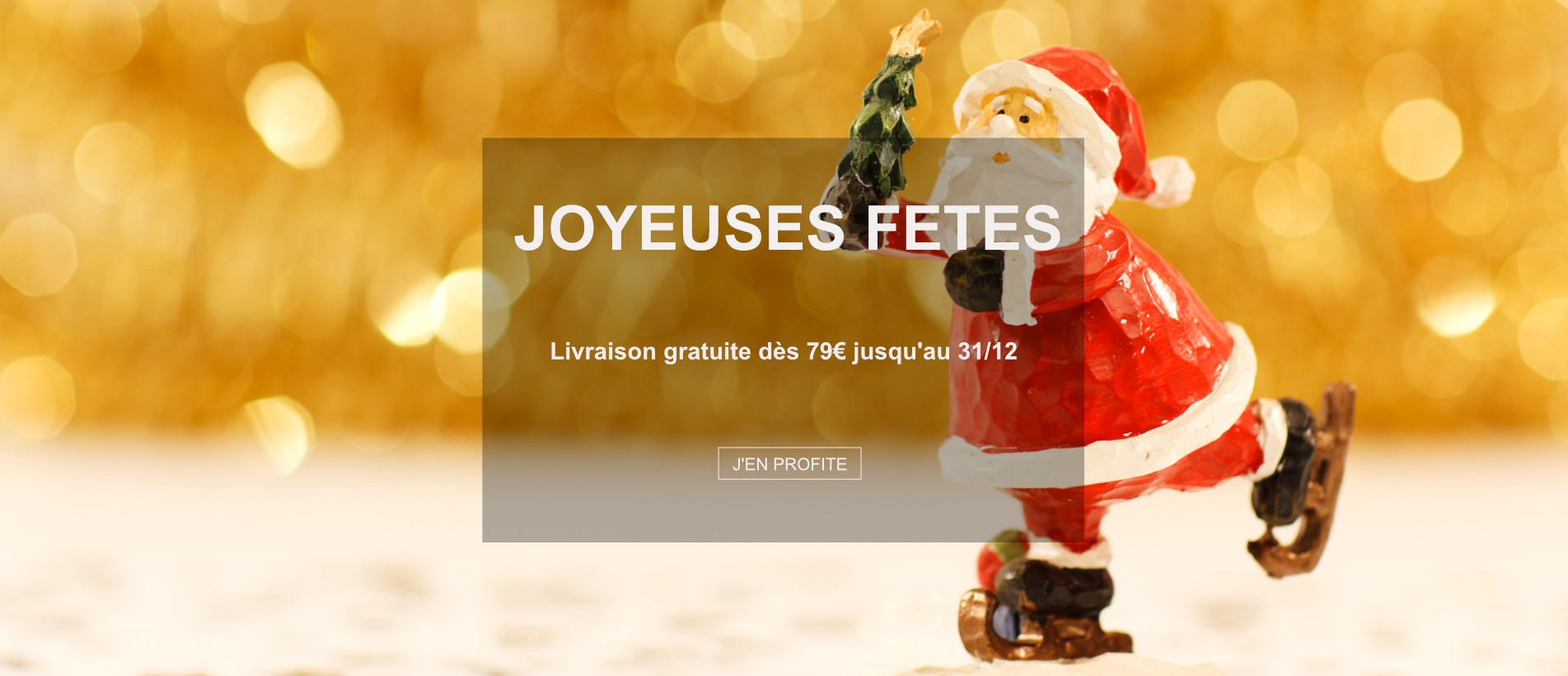 Promotion de Noël